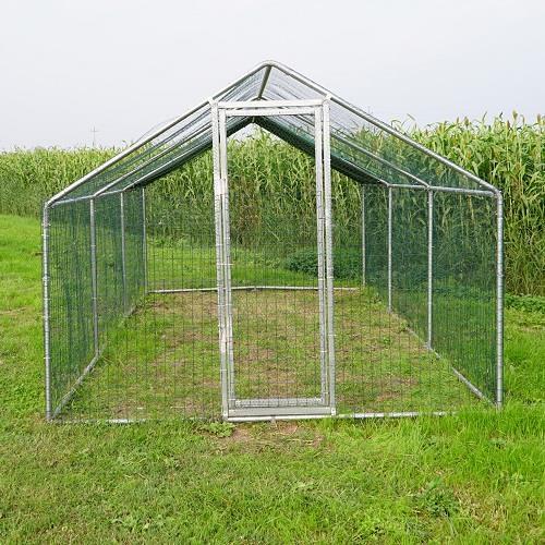 Recinto da giardino per cani 6x3 - Recinti per giardino ...
