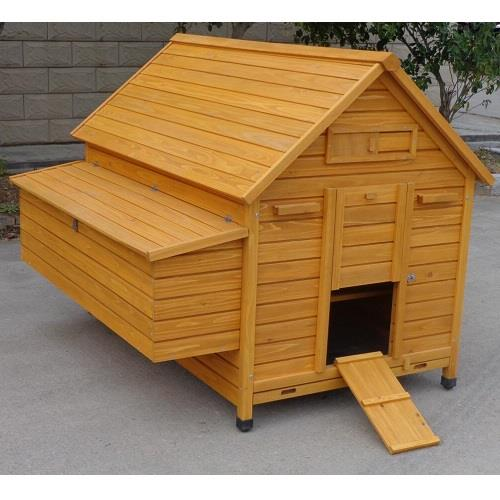 Pollaio legno cocincina xxxl 15 galline ovaiole for Pollaio fai da te