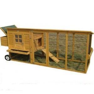 Pollai mobili in legno linea completa il verde mondo for Il verde mondo