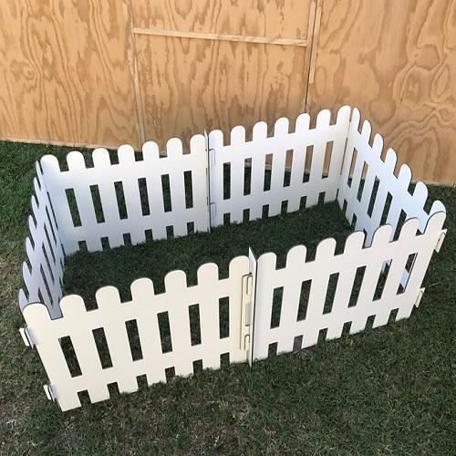 Recinto per conigli ultra resistente - Recinti per giardino ...