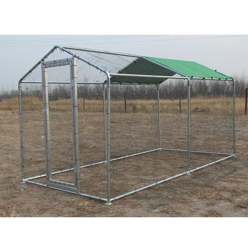 Recinto da giardino per animali domestici e da cortile 4x2 for Giardino e cani
