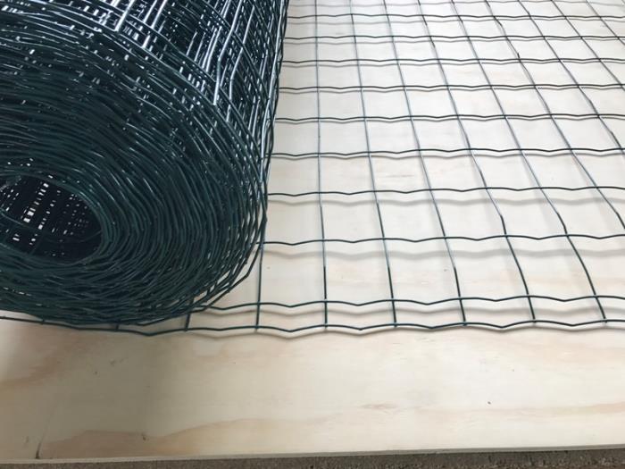 Rete per Recinto Cani  Elettrosaldata zincata 1,5 m. X 25 m.
