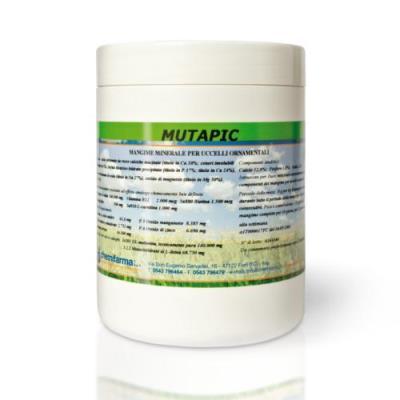 Mutapic 200gr. | Integratore per Muta ed evitare Pica
