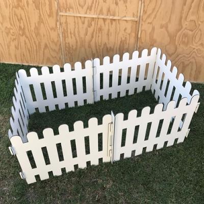 Recinto da giardino per animali domestici e da cortile 4x2 - Recinti da giardino ...